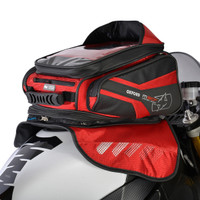Oxford M30R Tank Bag Red View