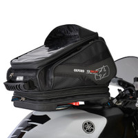 Oxford Q30R QR Tank Bag On Bike View