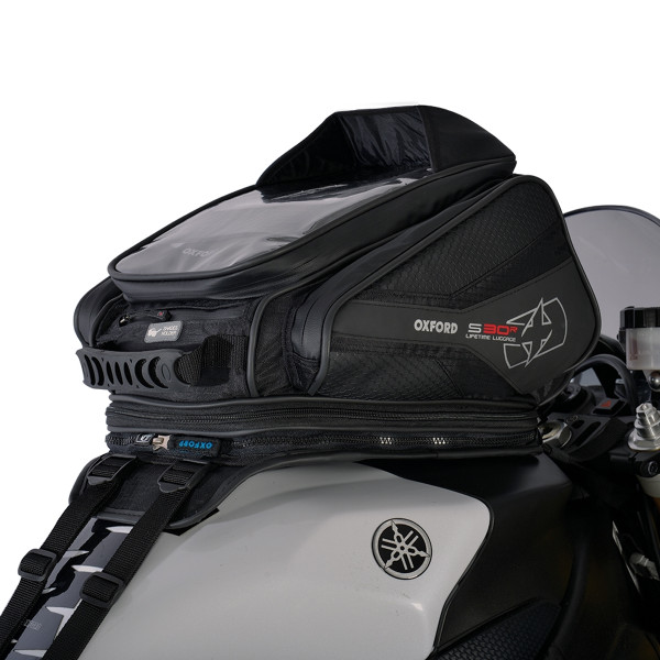 Oxford S30R Strap-On Tank Bag Main View