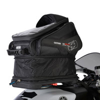 Oxford Q15R Quick Release Tank Bag  Height Expanded View