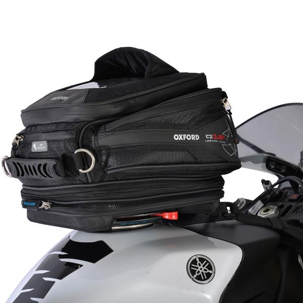 Oxford Q15R Quick Release Tank Bag Main View