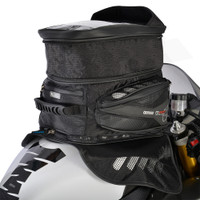 Oxford M40R Magnetic Tank Bag Expanded Height View