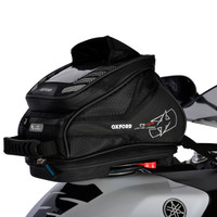 Oxford Q4R Tank Bag Black View