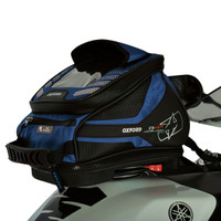 Oxford Q4R Tank Bag Blue View