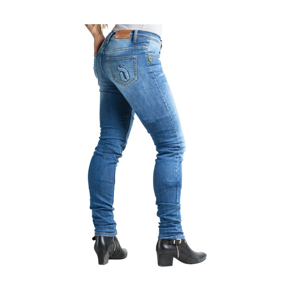 Drayko Racey Women's Riding Jeans-1