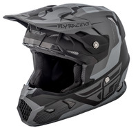 Fly Racing Youth Toxin Helmet Black