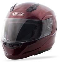 GMax MD04 Modular Street Helmet Red