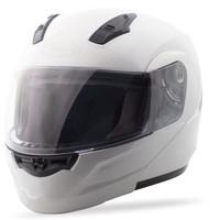 GMax MD04 Modular Street Helmet White