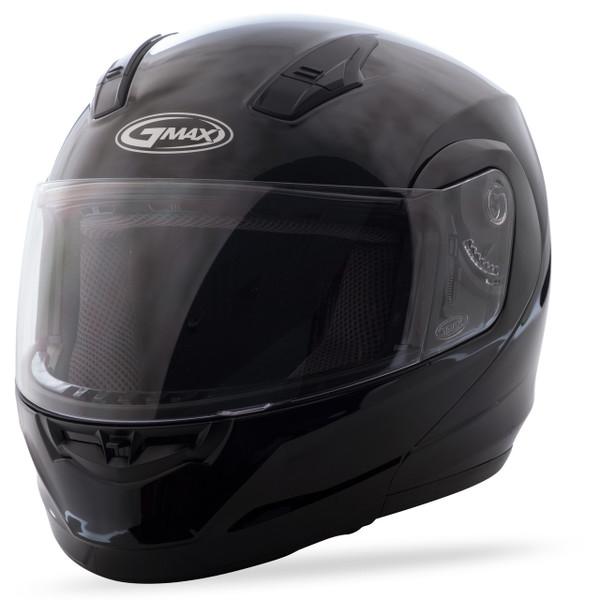 GMax MD04 Modular Street Helmet Black