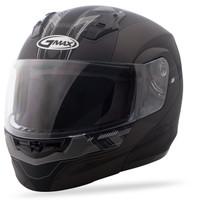 GMax MD04 Modular Street Helmet Black/Silver