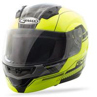 GMax MD04 Modular Street Helmet Yellow
