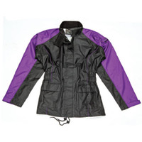 Joe Rocket RS-2 Women's Rain Suit Purple