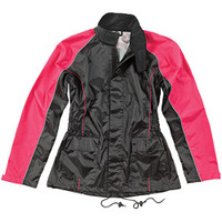 Joe Rocket RS-2 Women's Rain Suit Pink