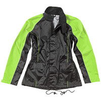 Joe Rocket RS-2 Women's Rain Suit Green