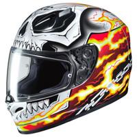 HJC FG-17 Ghost Rider Helmet 1