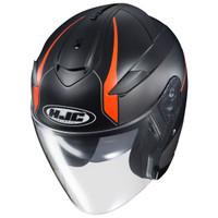 HJC IS-33 II Niro Helmet 2