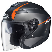 HJC IS-33 II Niro Helmet Orange