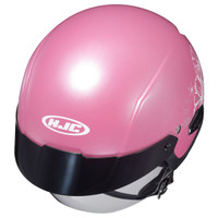 HJC IS-Cruiser Blush Women's Helmet 2