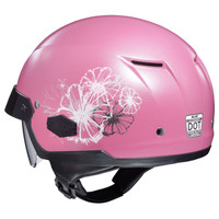 HJC IS-Cruiser Blush Women's Helmet 3