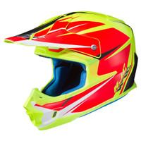 HJC FG-MX Axis Helmet Orange