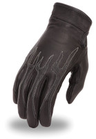 First Classics Men's Flame Embroid Gloves