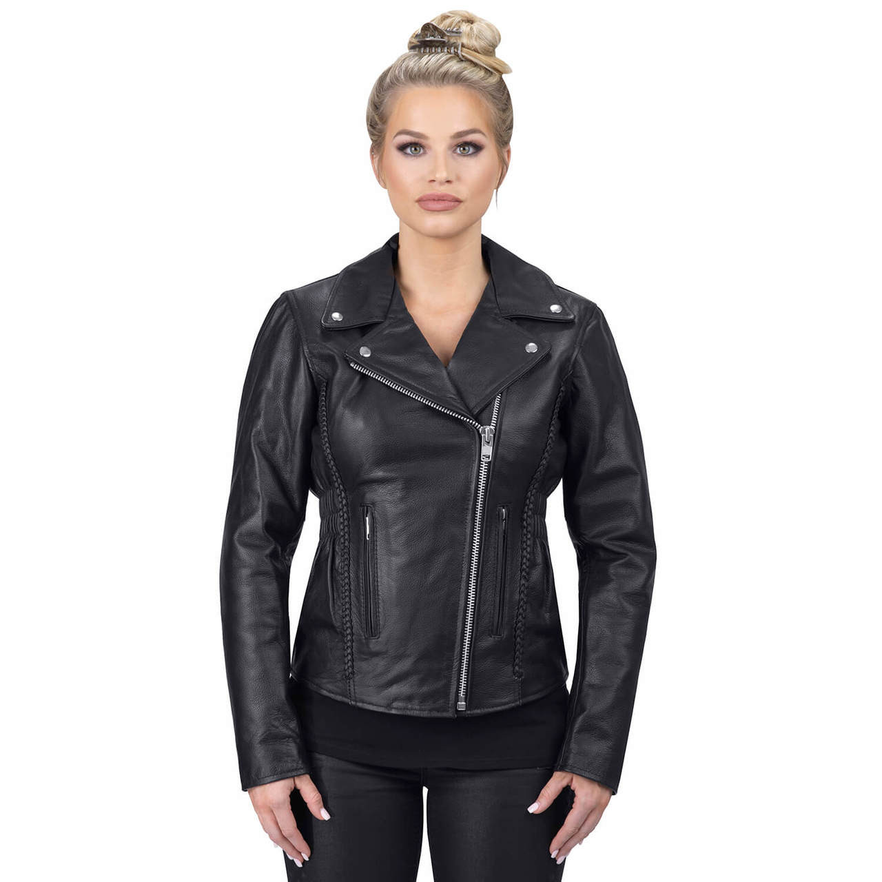 Viking Cycle Cruise Motorcycle Jacket For Women Motorcycle House