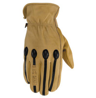 Black Brand Retro Gloves 1