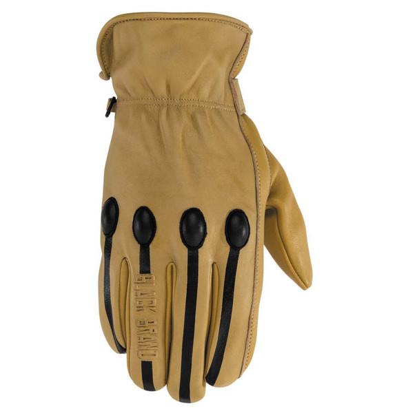 Black Brand Retro Gloves 1