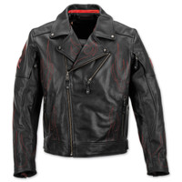 Black Brand Spontaneous Human Combustion Jacket 1