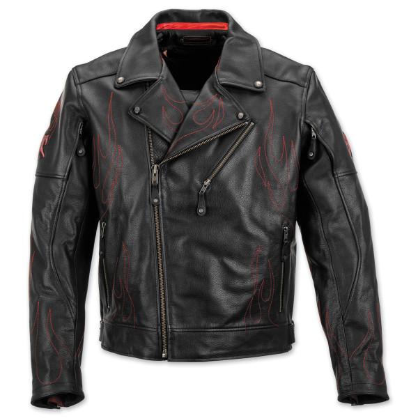 Black Brand Spontaneous Human Combustion Jacket 1