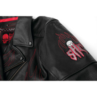 Black Brand Spontaneous Human Combustion Jacket 6