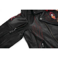Black Brand Spontaneous Human Combustion Jacket 7