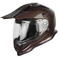 Just1 J14 Carbon Helmet Brown