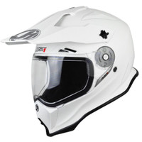 Just1 J14 Carbon Helmet Matte White