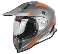 Just1 J14 Line Helmet Silver