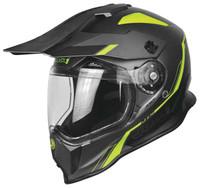 Just1 J14 Line Helmet Yellow