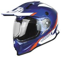 Just1 J14 Line Helmet Blue