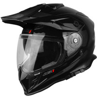 Just 1 J34 Solid Helmet Black
