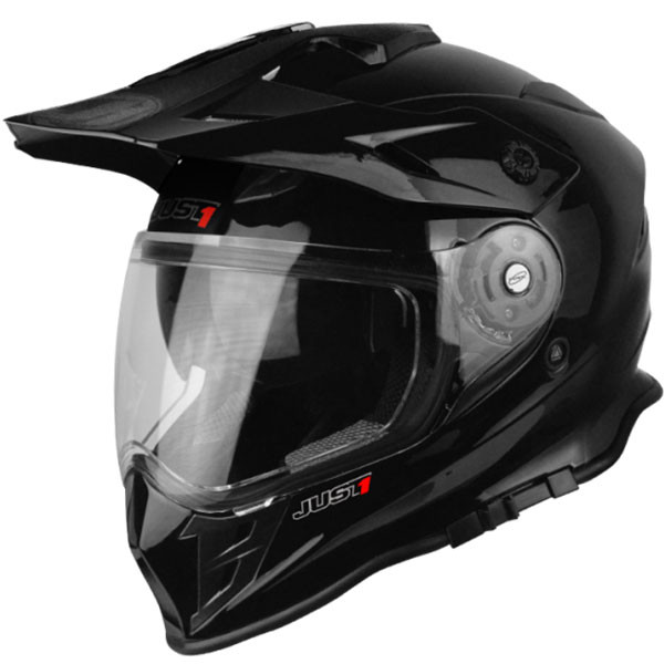Just 1 J34 Solid Helmet Black