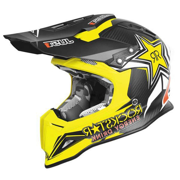 Just 1 J12 Rockstar Helmet 1
