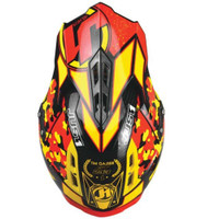 Just 1 J12 Tim Gajser Replica Helmet 2