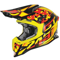 Just 1 J12 Tim Gajser Replica Helmet 1