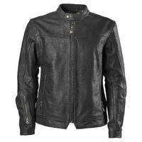 Roland Sands Design Men's Walker Perforated Leather Jacket