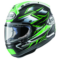 Arai Corsair X Ghost Helmet Green