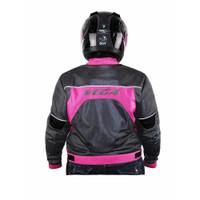 Vega Mercury Ladies Mesh Pink Jacket 3