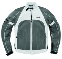Vega Mercury Ladies Mesh Silver Jacket