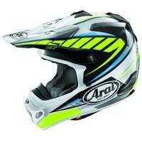 Arai VX Pro 4 Spike Helmet Green