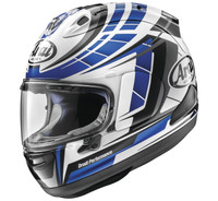 Arai Corsair-X Planet Helmet Blue