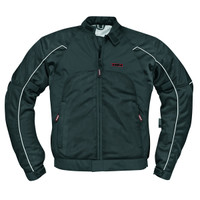 Vega Mercury Mens Mesh Black Jacket