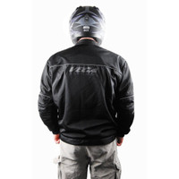 Vega Mercury Mens Mesh Black Jacket 2